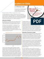Industria Tabacalera en Chile Hoja Informativa Mayo 2012