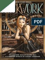 Clockwork Empire Quick Start Rules