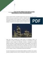 KnaufInsulation - A importância do Isolamento nas Instalações Industriais e seu Processamento