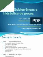 Aula 08 - AguasSubterraneasParte1