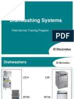 Usa Dishwasher Tech. Training