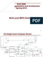 14 Multi-cycle MIPS