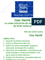Caso Nestle MBA a. Delle Donne