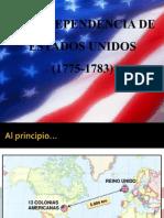 La Independencia de Las 13 Colonias (EE.uu)