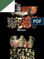 Pottery Identification Sheets