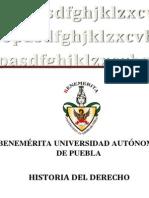 Unidad III Mexico Prehispanico HISTORIA DEL DERECHO