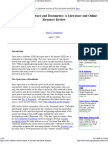 Open Source Software and Documents