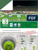 """Lega Serie B, indagine """"La Nostra Gente"""""""