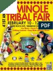 Seminole Tribal Fair 2012