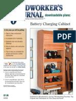 WJ036 Charging Cabinet