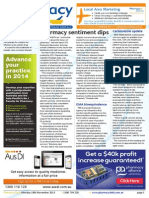Pharmacy Daily for Mon 18 Nov 2013 - Pharmacy sentiment dips, J