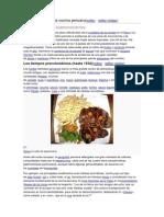 Breve Historia de La Cocina