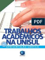 Livro Trabalhos-Academicos-unisul Biblioteca 2013