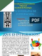 PSICOTERAPIA DE INTEGRACIÓN