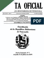 Constitucion de La Republica Con Exposicion de Motivos