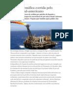 China intensifica corrida pelo petróleo sul americano