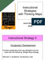 Thinking Maps Instructional Strategies Vocabulary Development