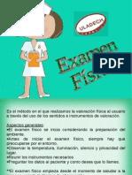 Examen Físico