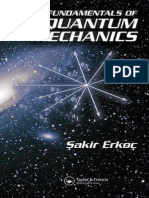 Fundamentals of Quantum Mechanics - Sakir Erkoc