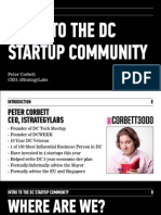 Intro to the DC Tech Ecosystem