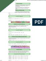 Matemática Muito Fácil - Álgebra - Produtos Notáveis