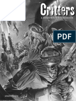 Shadowrun Critters
