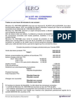 Exams s6 Fiscalite Berrada