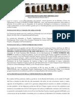 Trujillo, Cuna de La Libertad y La Justicia - Primera Corte de Justicia Del Peru Republicano-Historia Del Poder Judicial