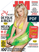 FHM N°42 Octobre 2013