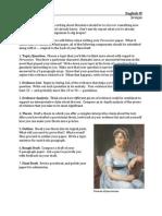 Persuasion Paper Assignment