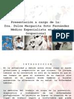 Evaluaciones Preocupacionales (Dra. Dulce Soto)