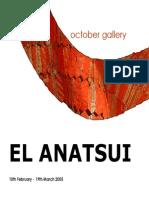 El Anatsui October Gallery
