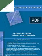 Liquidacion de Sueldos - Primeraparte