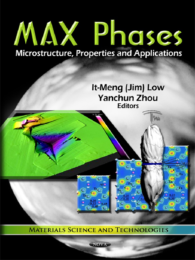 Max phases microstructure properties and application sintering max phases microstructure properties and application sintering deformation engineering fandeluxe Images
