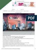 Etabs - Computers & Structures Inc