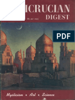 Rosicrucian Digest, August - September 1945