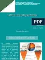 Presentación1Estructura de la Tierra 2011
