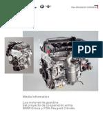 Motor 1.6T BMW-Peugeot