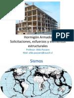 H.a. 2 Und. 1 Solicitaciones, Elementos Estructurales