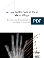 Upper Limb Radiology Review