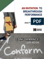 Invitation to IGG