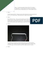 Youth Football - Build an Agility Ladder