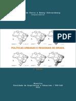 Politicas Urbanas Regionais Brasil