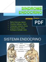 SINDROME ENDOCRINO