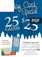 Dynamic Focus - Christmas Card Special