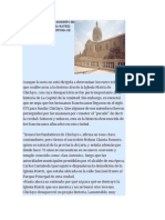 LOS FRANCISCANOS Y EL MOMENTO EN QUE DESTRUYÓ LA IGLESIA MATRIZ RECONSTRUYENDO LA HISTORIA DE CHIC