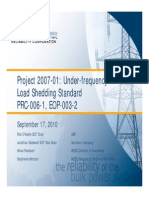 UFLS Standard 091710