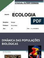 Dinamica Das Populacoes Biologicas