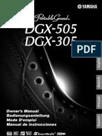 dgx505_es