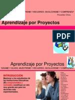 aprendizaje por proyecto
